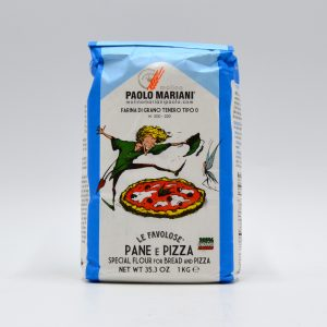 flour type 0 bread and pizza