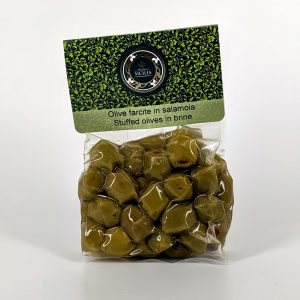 stuffed green olives